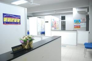 Clinic Counter