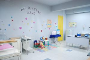 Simulation Paediatric Wards
