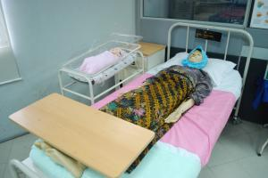 Simulation Postnatal Ward